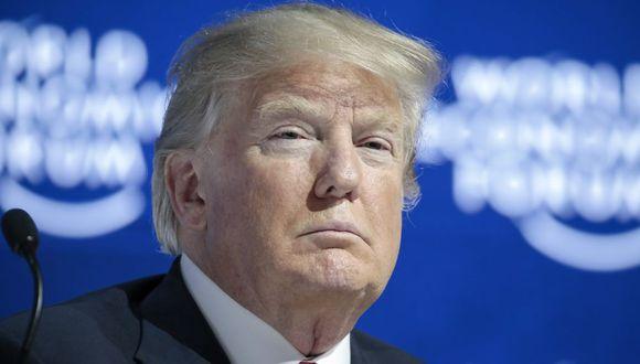 Donald Trump. (Foto: Bloomberg)