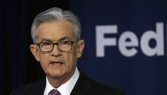 El rango de la tasa de fondos federales se ubica actualmente en entre 2.25% y 2.50%. (Foto: AP)