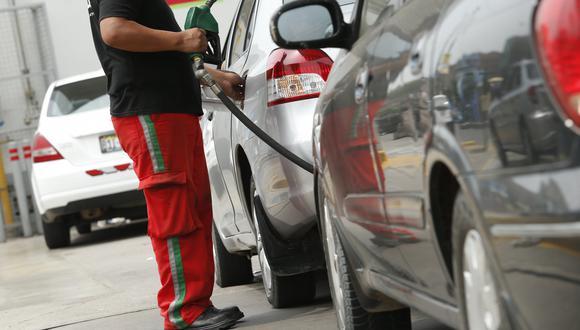 Petroperú aplicó también rebajas a los combustibles el último sábado. (Foto: GEC)