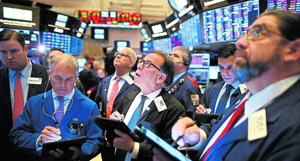 Wall Street cerró al alza hoy, jueves 19 de marzo. (Foto: AFP)