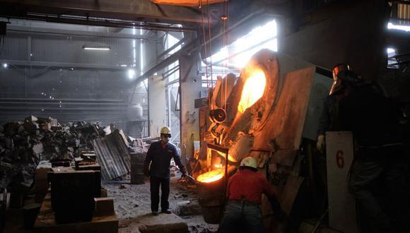 La industria del acero de la región ya ha vuelto a los niveles de producción previos a la pandemia, según muestra un informe reciente de la asociación, aunque las importaciones siguen siendo un riesgo.