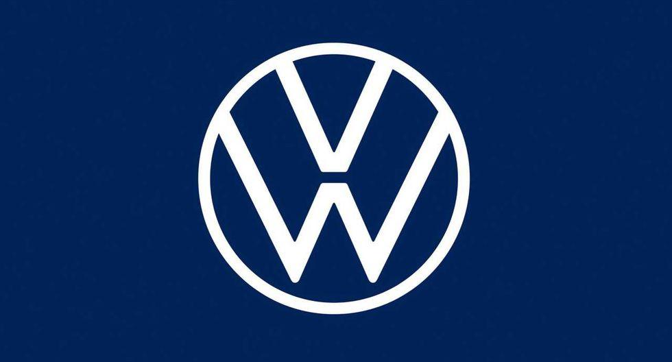 Nueva logo de Volkswagen.