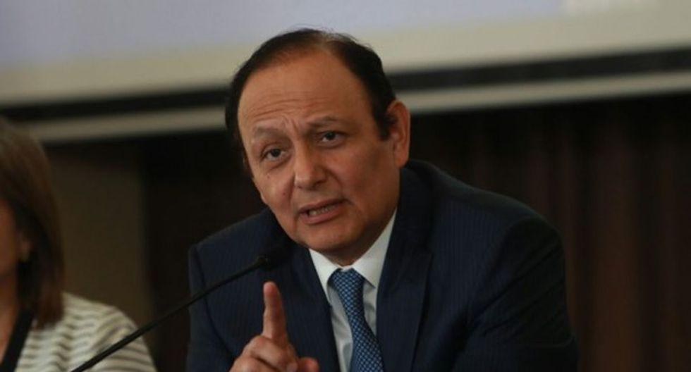 Walter Gutiérrez también le solicitó una reunión al presidente Martín Vizcarra para hablar sobre la disolución del Congreso. (Foto: GEC)