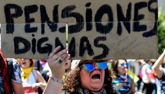 / AFP / Martin BERNETTI