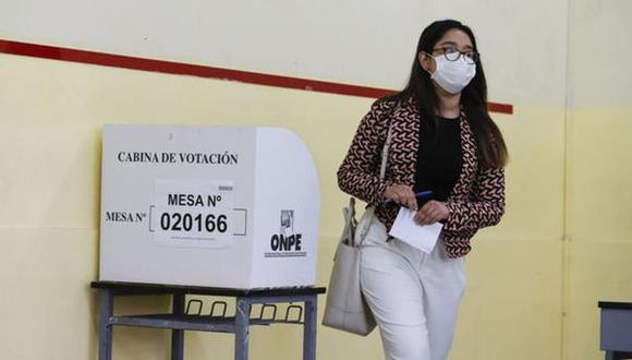 Las Elecciones Generales de Perú de 2021 se realizarán el próximo 11 de abril. (Foto: ONPE)