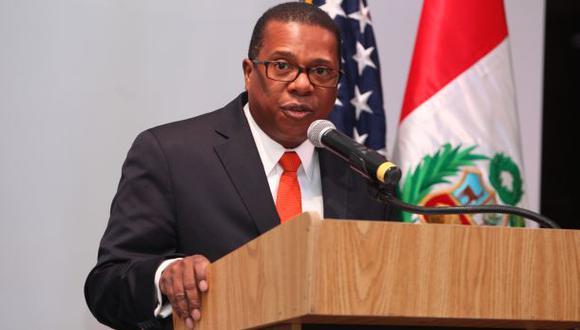 Editorial de Gestión. La expectativa estará marcada por la labor de Brian Nichols, que ha sido embajador en Lima.  (Foto: Archivo GEC)