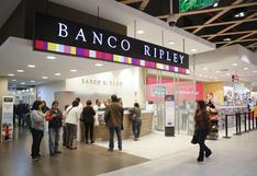 Créditos de Banco Ripley pueden despertar tras aumento de capital