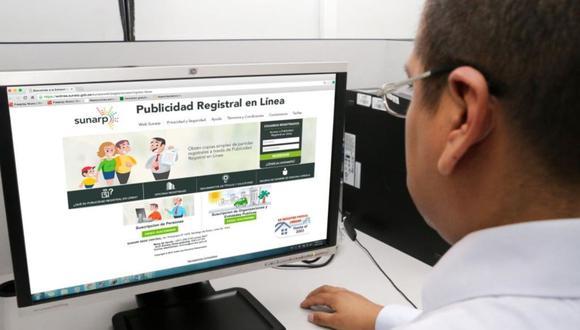 Además de ahorrar tiempo, la posibilidad de constituir una empresa de manera virtual también permite disminuir costos (Foto: Andina)