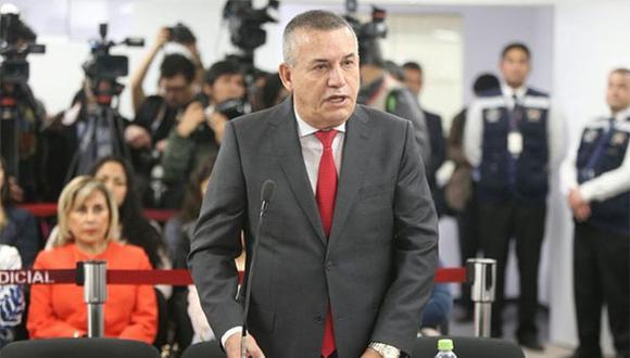 Daniel Urresti sigue en carrera tras fallo que lo absolvió del asesinato de Hugo Bustíos. (Foto: Difusión)
