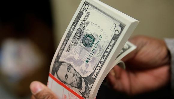 El dólar se vende a S/ 3.61 en las casas de cambio este jueves. (Foto: Reuters)