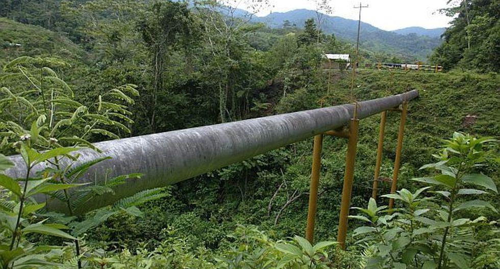 El Oleoducto Norperuano sirve para transportar crudo a través de la selva. (Foto: GEC)