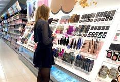 Peruanos valoran marca antes que precio en compra de cosméticos