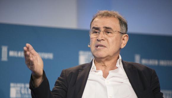 Economista Nouriel Roubini.