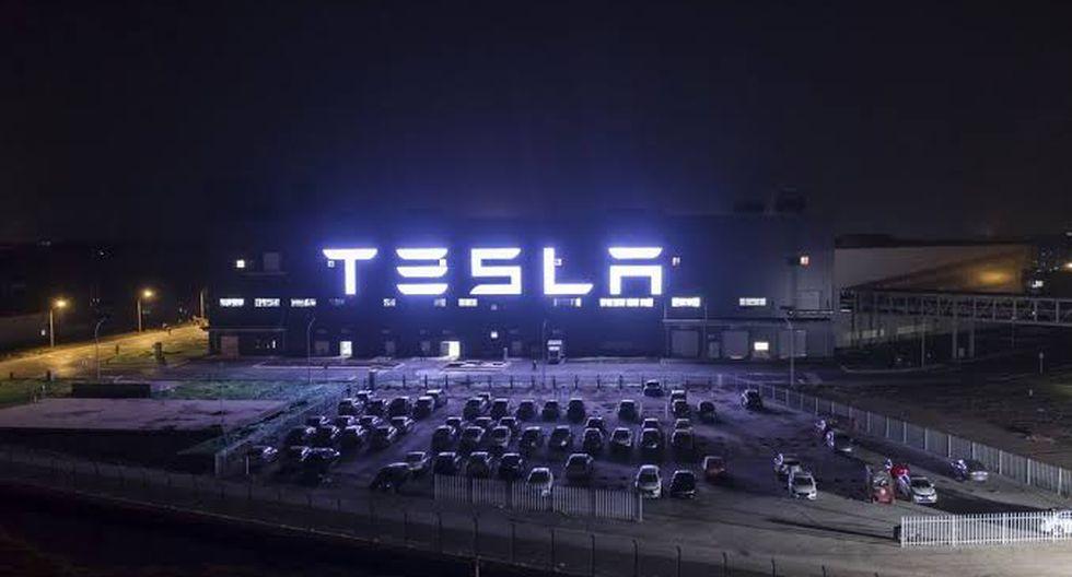 Tesla apuesta por la demanda china de vehículos eléctricos. (Foto: Bloomberg)