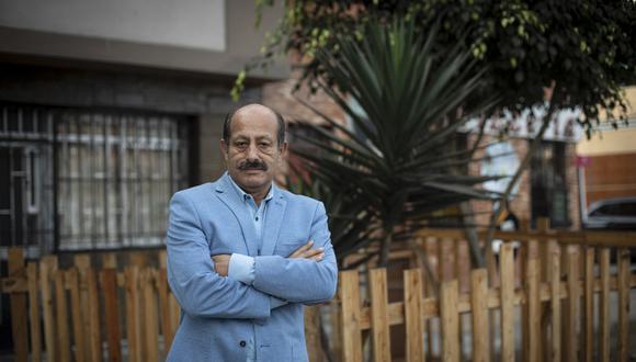 Congresista electo había separado de Renovación Popular el pasado 3 de julio. Ahora se suma a la propuesta de Juntos por el Perú.  (Foto: Joel Alonzo| GEC)