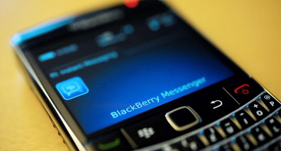 Blackberry Messenger dejará de funcionar definitivamente el 31 de mayo. (Foto: AP)