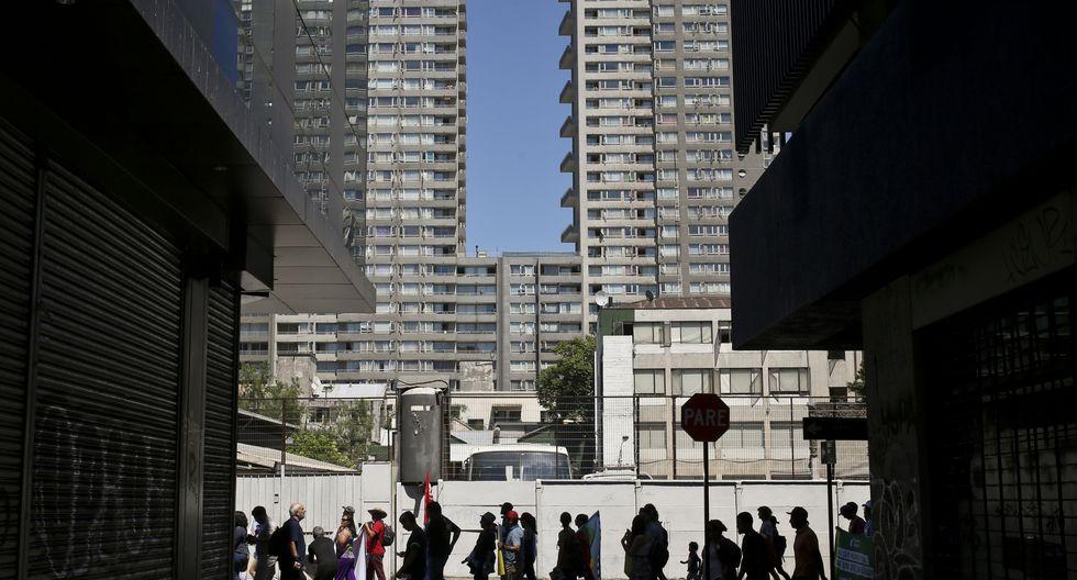 Santiago de Chile. (Foto: AP)