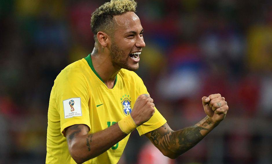 FOTO 4  La ofensiva liderada por Neymar Junior ha logrado generar 75 ocasiones de gol en tres partidos