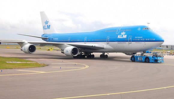 Aerolínea KLM. (Foto: Flickr / Franklin Heijnen)