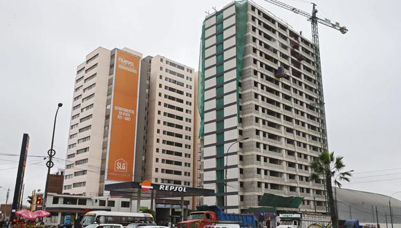 Este año se tiene previsto vender 14,400 viviendas a nivel nacional. (Foto: Andina)