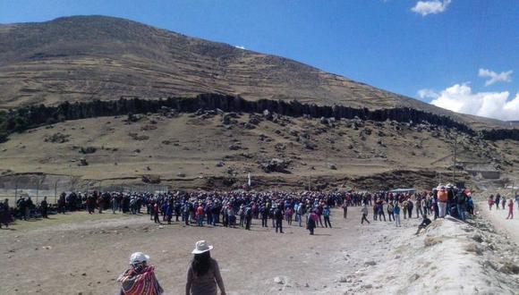 Ejecutivo dispuso la creación de un grupo de trabajo y una mesa técnica para el desarrollo integral de la provincia de Chumbivilcas, en la región Cusco. (Foto: referencial-Observatorio de Conflictos Mineros en el Perú)