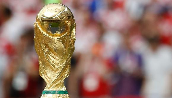 Francia y Croacia ya juegan por la final de Rusia 2018. (Foto: AFP)