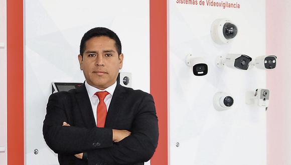 Atractivo. Alex Huambachano considera que la zona de Paruro puede atraer a más marcas tecnológicas. (Foto: Difusión)
