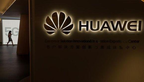Huawei. (Foto: EFE)