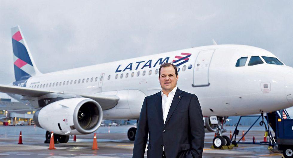 Flota. Para la operación en Perú tienen 55 aviones, dijo Manuel van Oordt. (Foto: Difusión)