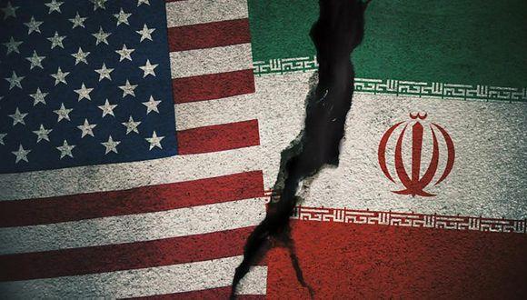 EE.UU. - Irán. (Foto: BBC).