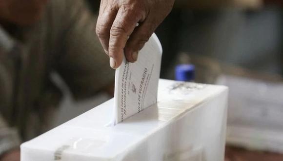 Las elecciones parlamentarias se llevarán a cabo el domingo 26 de enero del 2020. (Foto: GEC)