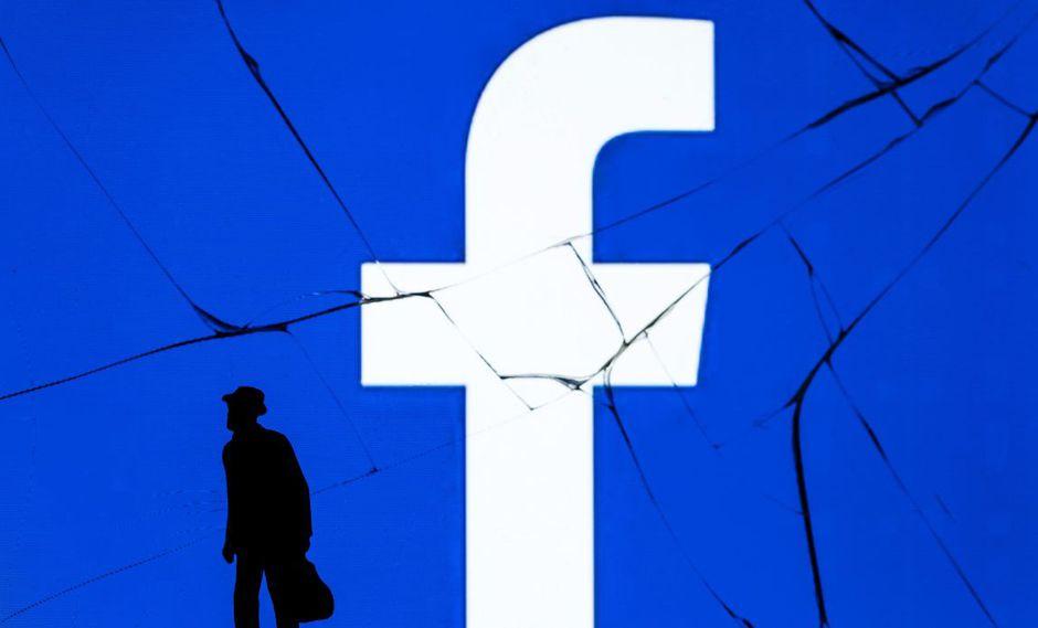 Los problemas en las redes de Facebook se registraron en países de Europa y América. (Foto: AFP)