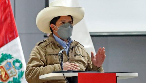 Pedro Castillo confirma que Gabinete Bellido va el jueves al Congreso, no  menciona cambios | nndc | PERU | GESTIÓN