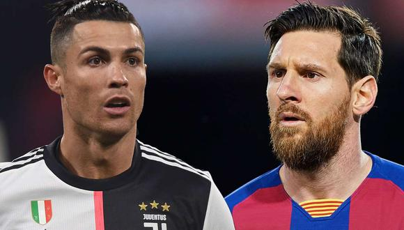 Lionel Messi del Barca y Cristiano Ronaldo de la Juve –los jugadores más grandes de su generación– están actuando como los modelos que se supone que sean.