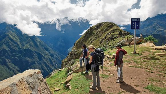 El turismo receptivo habría caído 54%. (Foto: GEC)