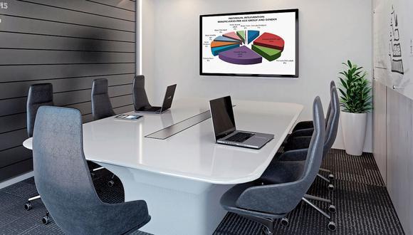 Estándar. La oficina implementada es el nuevo estándar del mercado. (Foto: Difusión)