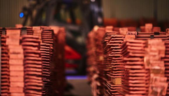 El cobre ha subido hasta un 1.5% en Londres después de la ganancia de cerca de 2% del miércoles. (Foto: Bloomberg)