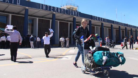 Cusco Se Apagaran Las Luces Del Aeropuerto Velasco Astete Cuando Empiece A Operar Chinchero Economia Gestion