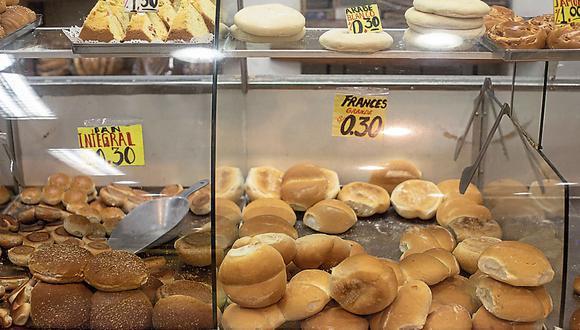Panaderías. Hay más de 16,100 en el país. (Foto: José Rojas | GEC)