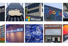 Estas son las 25 marcas más valiosas del mundo, según BrandZ