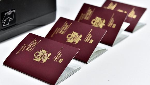 Si aún no tienes tu pasaporte, y quieres obtener uno, la Superintendencia Nacional de Migraciones te brinda la opción de tramitarlo en un día (Foto: Andina)