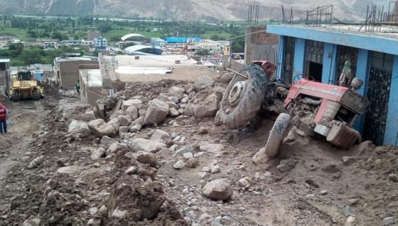 Declara en emergencia 53 distritos de Arequipa y Huánuco por lluvias (Foto: GEC)