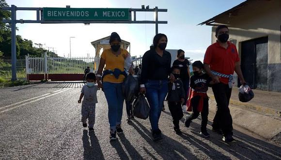 Las detenciones y encuentros de migrantes por parte de funcionarios estadounidenses en la frontera con México han aumentado constantemente este año, alcanzando un máximo de 212,672 solo en julio.