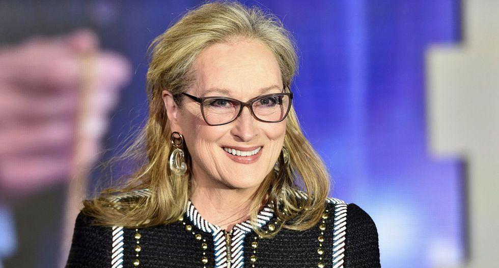 Meryl Streep.  (Foto: AFP)