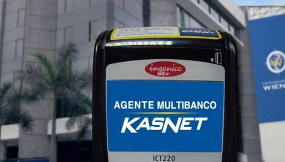Agente KasNet. (Foto: USI)