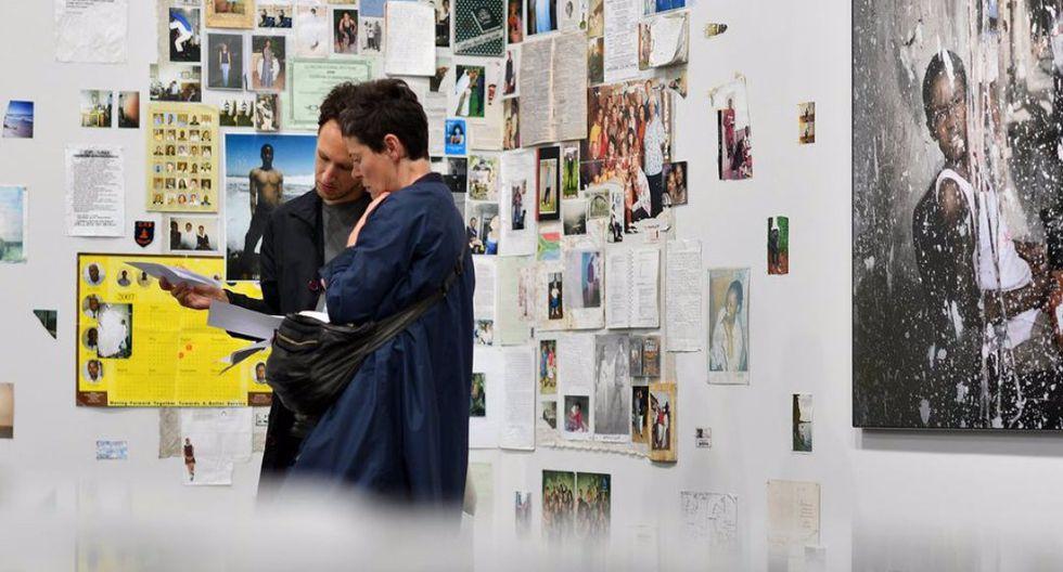 Ultra ricos compran arte en salas de exhibición secretas