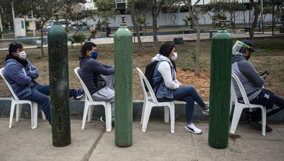 La estrategia del Gobierno peruano se deshizo ante grandes problemas estructurales. (AFP).