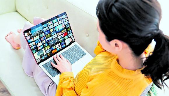 Nueva realidad. La televisión por cable empieza a ceder espacio frente al video streaming, sobre todo en los segmentos A/B. (Foto: ISTOCK)