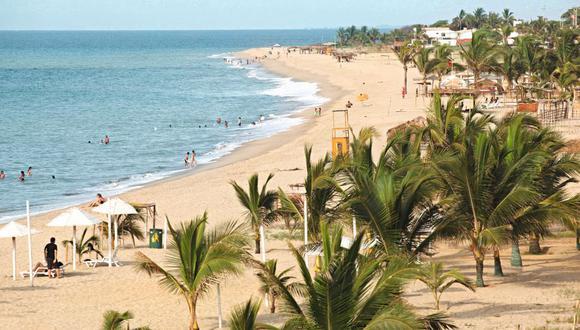 Ministra Rocío Barrios indicó que no es lo mismo la Costa Verde que Punta Sal. (Foto: GEC)
