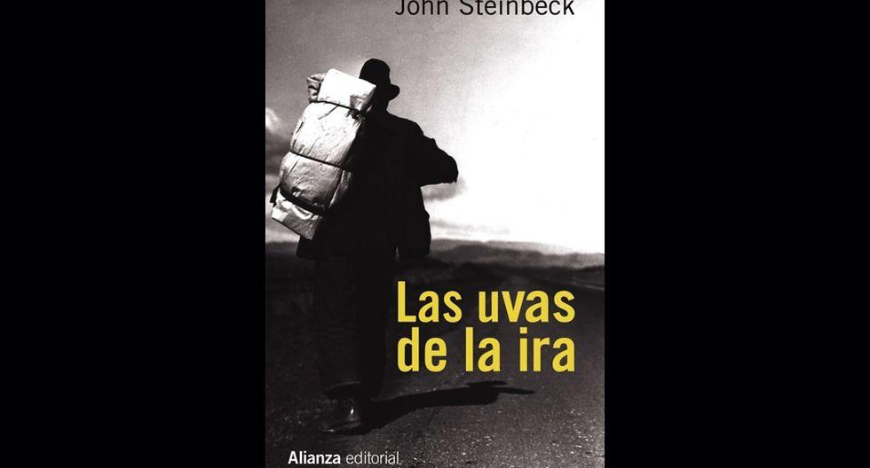 FOTO 19   Las uvas de la ira, de John Steinbeck
